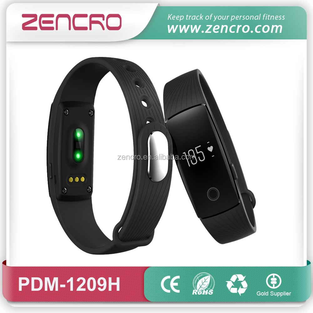 Zencro Supply Fitbit Activity Sport Tracker Bluetooth Heart Rate Monitor Wireless Veryfit Smart Wristband