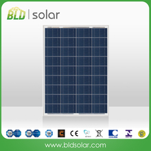 BLD SOLAR China factory high quality 85w 36cells 18V poly solar module/panel PV panel for solar street light