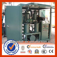 ZYD-100 Double-stage Continuous On-Site Transformer Oil Filter/Vacuum oil purifier/Treatment