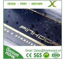 Free Design and Template ~~!! Best Material PVC loyalty cards / PVC metallic card/ plastic card with serial number