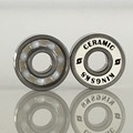 Ceramic Bearing,High Speed Skate Board Precision ZrO2 Ceramic Ball Bearing 608