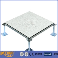 data center HPL alibaba china supplier steel raised floor system unique plastic raised flooring antistatic 1.2mm