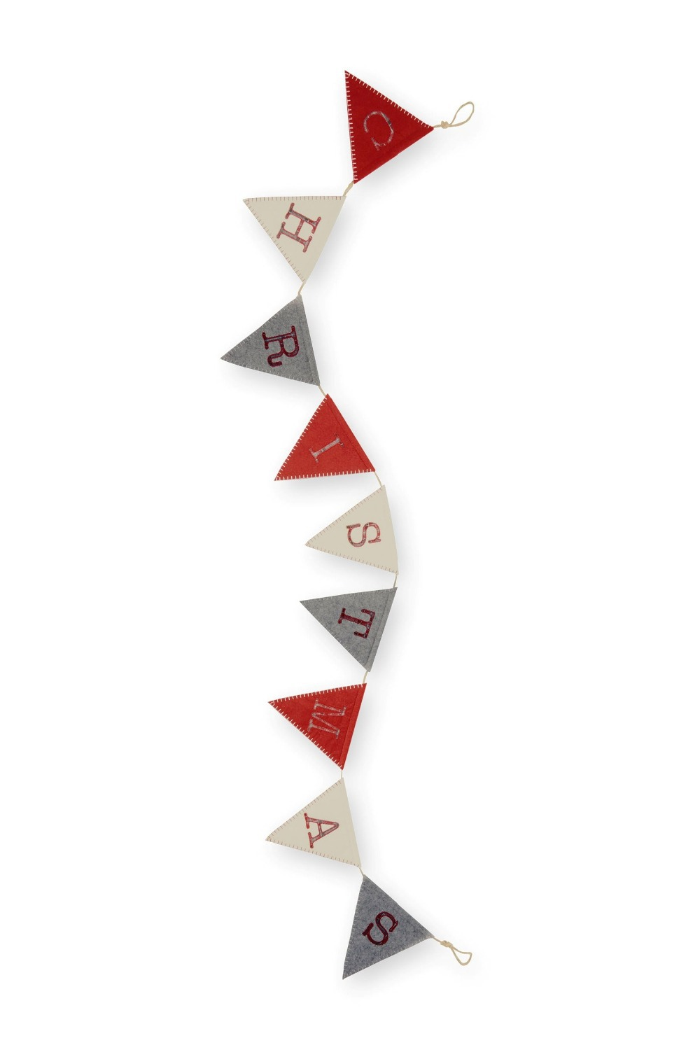 Custom Christmas Banner Merry Christmas Bunting Flags