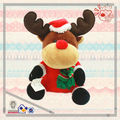 Christmas Soft Toys Plush Moose