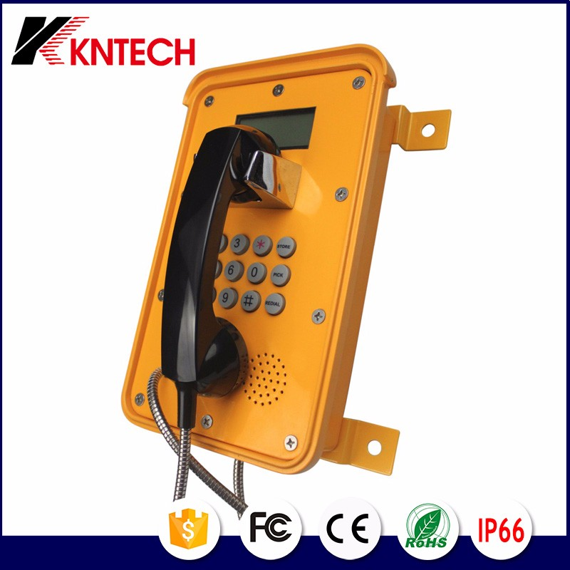 airport telephone call control center KNZD-16 metro Kntech