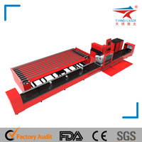 750W Metal Laser Cutting Machine with 1325 Processing Scale