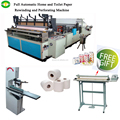 Best price toilet paper automatic machine