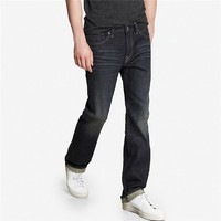 Mens wide leg high quality jeans for 10.00