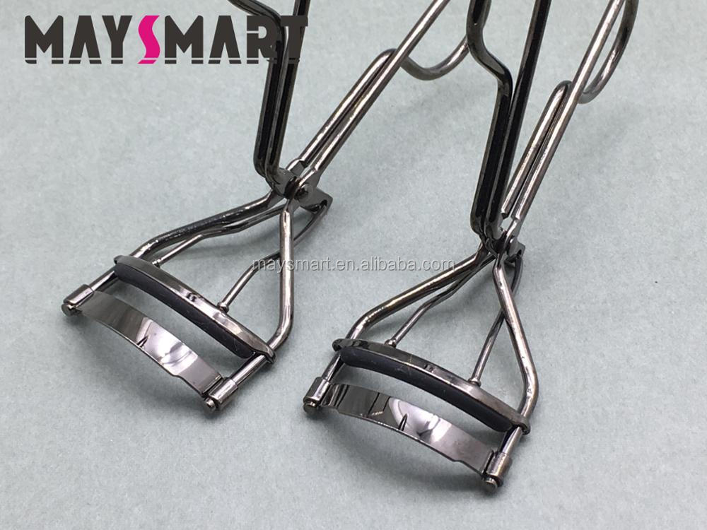 Eyelash Curler With Brush,Brown Eyelash Curler EC002