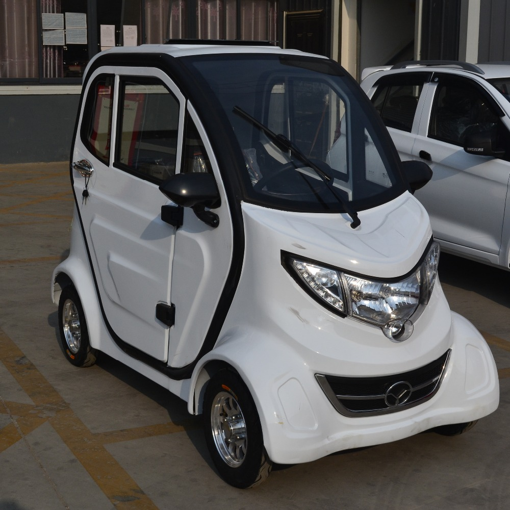 4 Wheel Electric Mini Car Small Electric Passenger Car