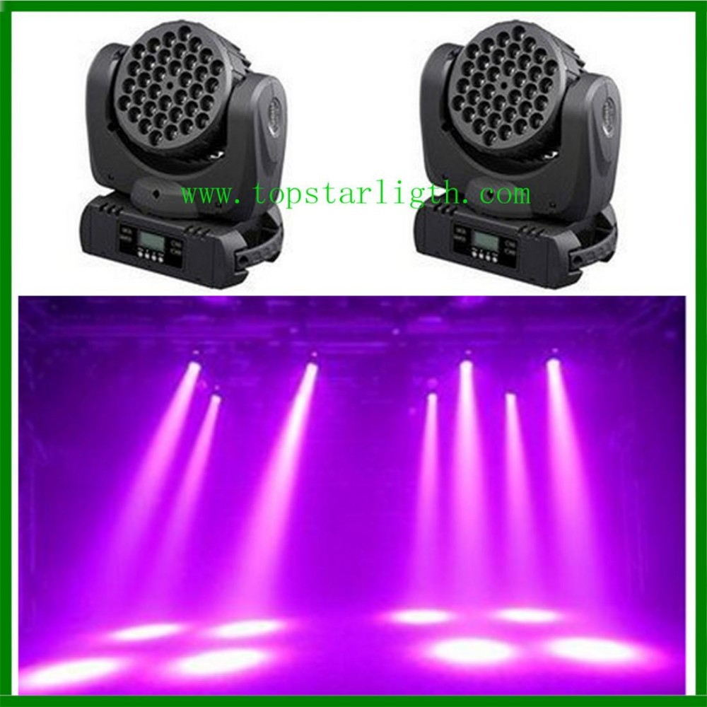 import cheap goods from china professional disco light 36*<strong>3W</strong> RGBW <strong>LED</strong> Beam Wash Moving Head light