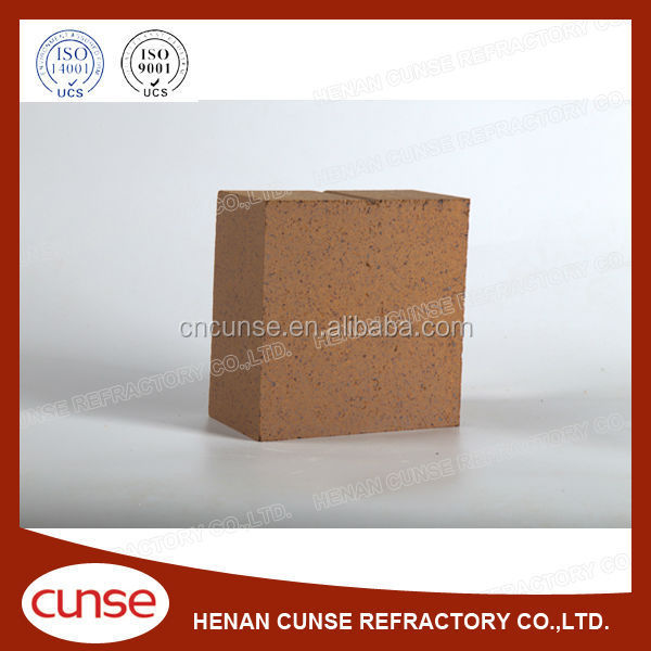 Cunse fused iron alumina spinel magnesia Magnesite-Alumina Spines brick for cement kiln