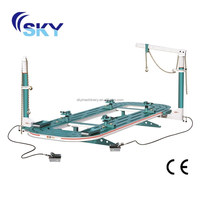 FF0 china/collision repair system/straightening car/auto body frame machine