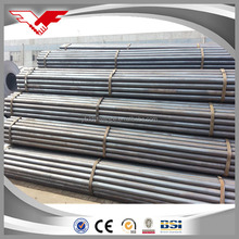 black ERW pipes SA178 welded carbon steel pipe and tubes