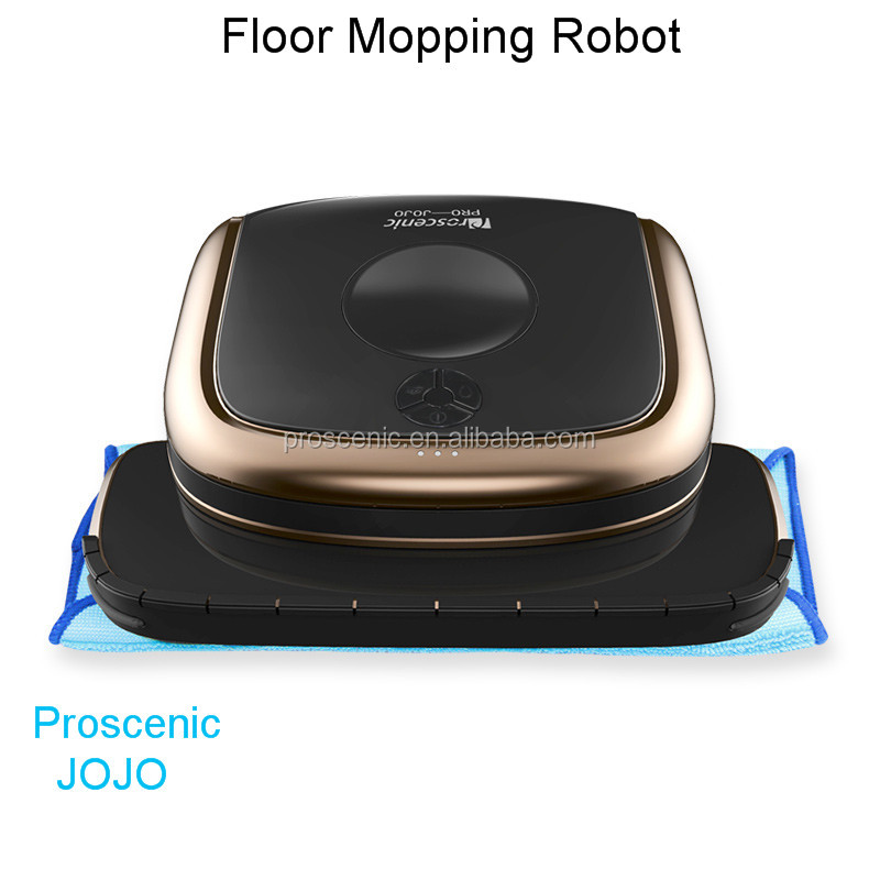 2016 NEW DESIGN floor mopping robot &smart ultrasonic cleaning machine