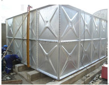 new design hot dip galvanized steel panels assembled water tank made in China