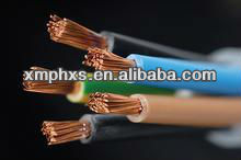 cable used pvc wire