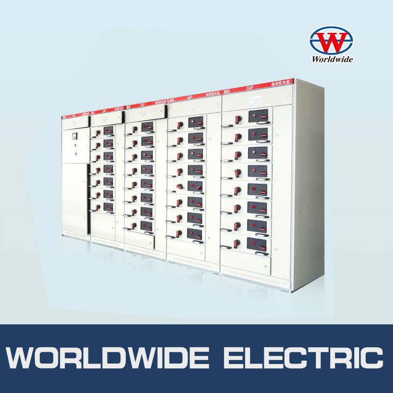 ABB MNS low voltage drawout type electrical panels