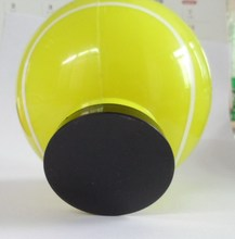 Plastic shaped money box golf ball Coin Bank