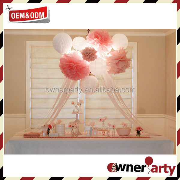 Cheap Convenient Hanging Beautiful Engagement Party Decorations