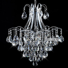 hotel decorative hanging crystal globe pendant lamp