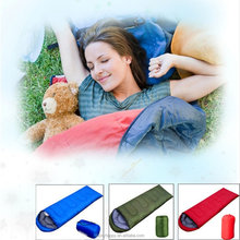 Outdoor camping down double sleeping bag