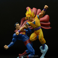 Dragonball action figures,plastic PVC figures,pvc game character figures
