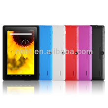 2013 best christmas gifts promotional 7inch kid's tablet