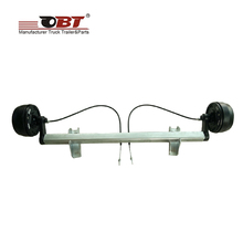 OBT Camper trailer motorcycle axles for sale