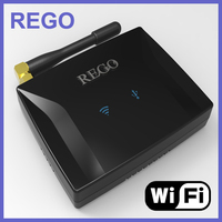 REGO Brand Window/IOS/Android support USB/RS232 port wifi print server RG-WP200 from China Manufacturer