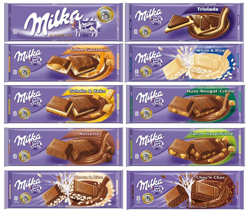 Milka 300g German Origin - Buy Milka 300g German Origin Product on ...