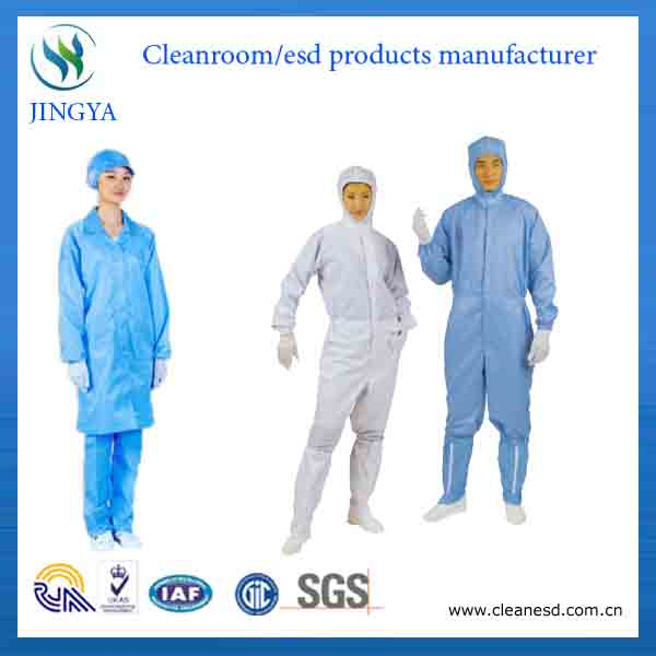 manufacturer anti static clothing esd lab coats