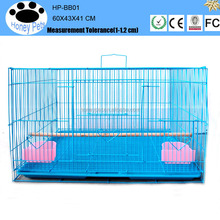 Wholesale chichen large macaw metal breeding birds cage.