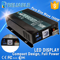 High Quality CE Approved 1500W Pure Sine Wave Solar Power Converter