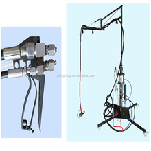 fiberglass chopper resin spray machine with gun