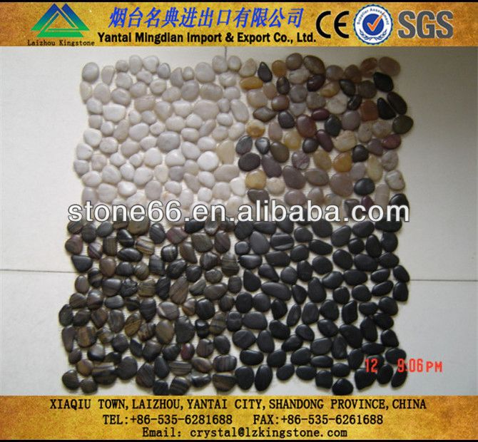 Excellent yellow stone landscaping colored crushed stone