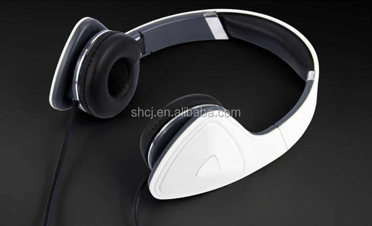 Hands free air tube radiation proof headphone & headset for call center