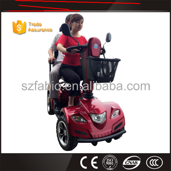 2017high quality 3 wheels big wheel kick scooter with low price