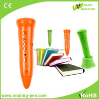 Best quality english learning pen learning tools 4 kids talking pen