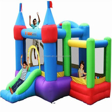 TOMSEN inflatable slide bounce house