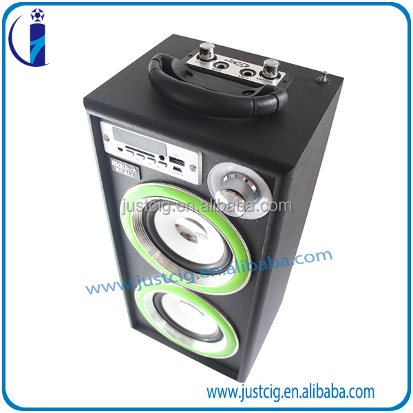 Brand new hot selling Outdoor power amplifier portable music mini bluetooth speaker with am fm radio