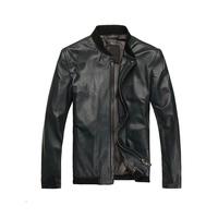 Fashion Clothes Slim Fit Men Leather Jacket,Leather Jacket Wholesale