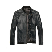Fashion Clothes Slim Fit Men Leather Jacket,Leather Jacket Wholesale