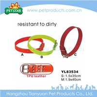 Competitive Price Luxury Personalized Plain Nylon Dog Collars