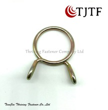 china factory directly supply customized water gas pipe worm drive hose clamp/small diameter hose clamp/wire