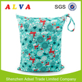 Alvababy Christmas Customized Design Baby Diaper Bag Washable Diaper Bag