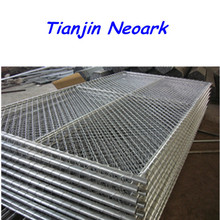 Chain link Temporary Fencing Panels
