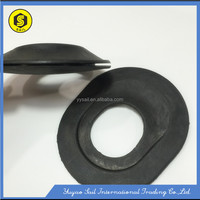 Molded Rubber Parts With Black Colour