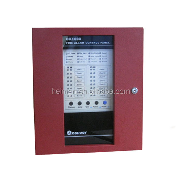 Heiman new product 2016 control panel for fire-alarm system