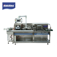 High quality soap cartoning machine horizontal packing and cartoning machine